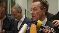 Müntefering bedauert Clements SPD-Austritt