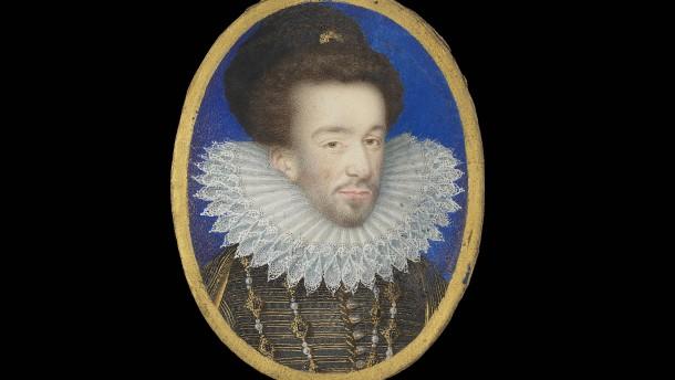 So kam Heinrich III. unter die Haube