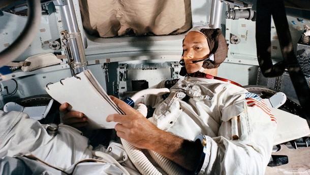 Nasa-Astronaut Michael Collins ist tot