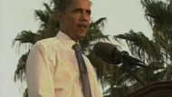 Obama unterbricht Wahlkampf