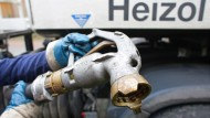 Heizöl ist derzeit billig