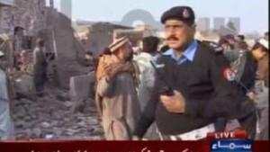 Mindestens drei Tote nach Anschlag in Peshawar
