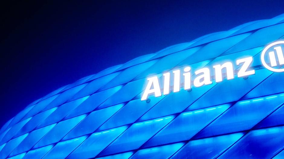 Im Verlauf des Tages nach der Hauptversammlung betrug das Minus der Aktie des Versicherers Allianz bis zu 8 Euro.