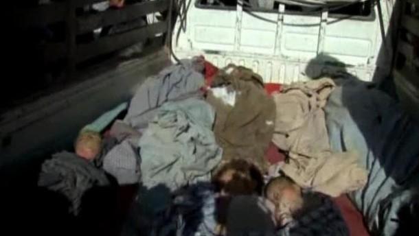 Isaf entschuldigt sich für Tod von Zivilisten