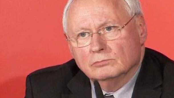 Lafontaine verlässt die Bundespolitik