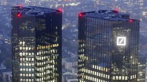 Deutsche Bank muss 60 Millionen Dollar zahlen