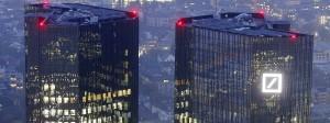 Aus den Türmen der Deutschen Bank kommen in der letzten Zeit vor allem schlechte Nachrichten.