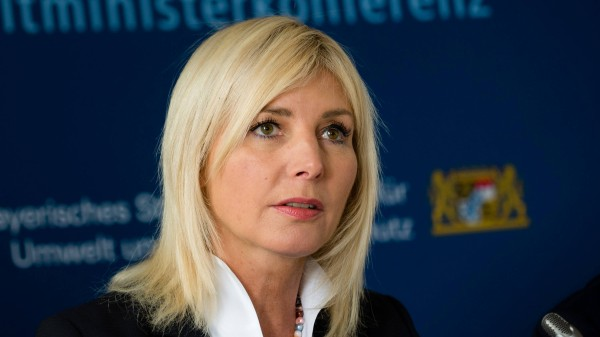 Ulrike Scharf: News der FAZ zur CSU-Politikerin