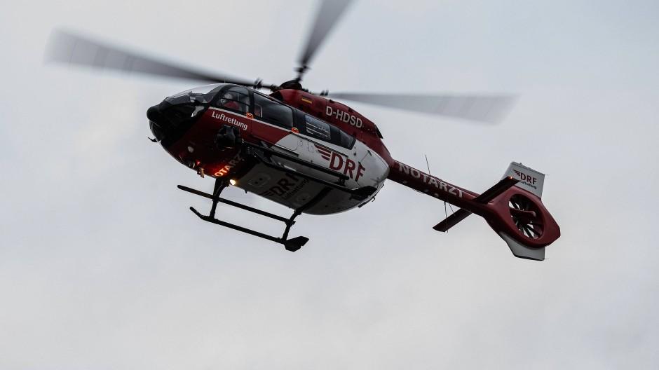 Einsatz: Ein Rettungshubschrauber musste nach einem Unfall an die A3 nahe Obertshausen gerufen werden. (Symbolbild)