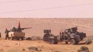 Amerikaner verstärken Angriffe auf Gaddafi-Truppen