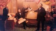 Dealmaker: die russisch-amerikanischen Verhandlungen 1867.