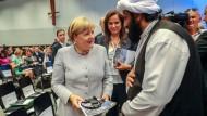 Merkel gegen vollständiges Burkaverbot