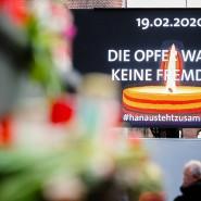 Anschlag in Hanau: Der BKA-Chef sieht den Massenmord als rassistisch motiviert an.