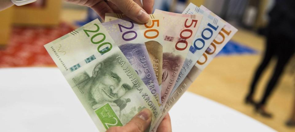 Schweden Setzt Immer Mehr Auf Bargeldloses Zahlen