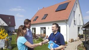 Traum vom Eigenheim: Die Grunderwerbsteuer macht den Kauf von Immobilien deutlich teurer.