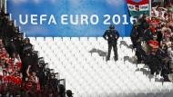 Das EM-Risikospiel des Monopolisten Uefa