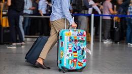 Starkes Reiseaufkommen zu Ferienbeginn erwartet