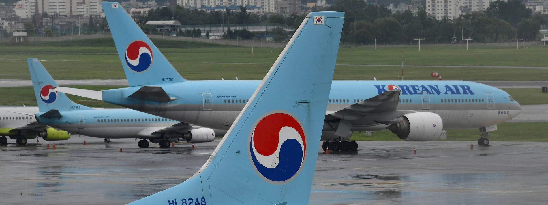 Korean Air will Rivalen Asiana übernehmen
