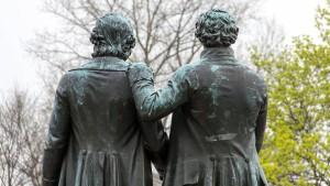 Wenn das Goethe und Schiller gewusst hätten