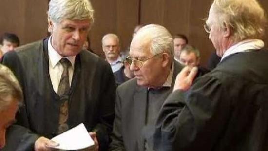 """Haftstrafen für """"Rentnergang"""""""