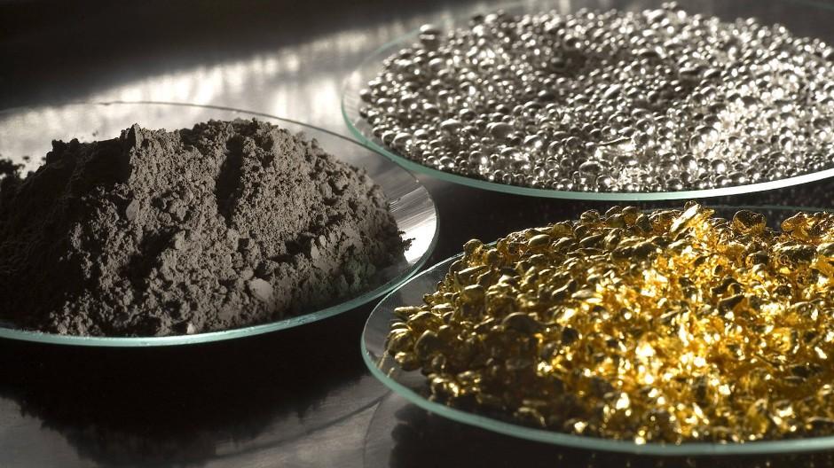 Rhodium könnte bei der Herstellung von Brennstoffzellen oder in der Wasserstoffwirtschaft in Zukunft vermehrt zum Einsatz kommen.
