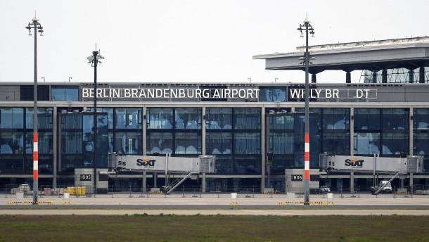 Bau des VIP-Terminals beginnt 2017