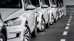 Volkswagen darf Fabrik für Elektroautos in China bauen