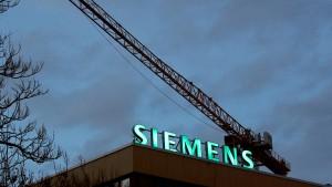 Günstige Fonds gibt's bei Siemens