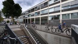 Frankfurter Uni will Campus-Meile