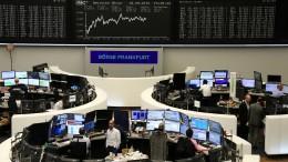 Börse reagiert kaum auf Zinssenkung in Amerika