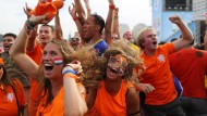 Niederlande bestätigen Favoritenrolle und Spanien scheidet aus