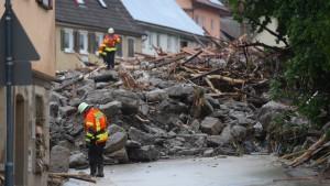 Mehrere Tote nach Überschwemmungen