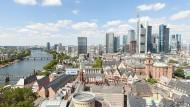 Starke wirtschaftliche Stütze für Hessen: Finanzmetropole Frankfurt