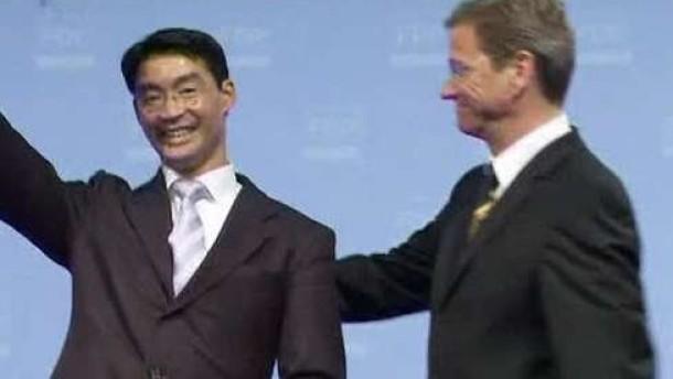 Rösler zum Parteichef gewählt