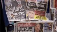 Wer folgt auf Horst Köhler?