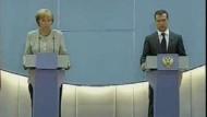Diplomatischer Eiertanz in Sotschi