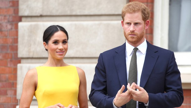 Harry und Meghan kinderlos!