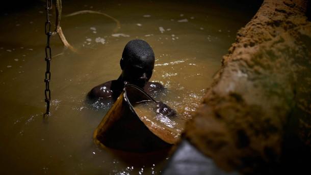 Die Sandgräber von Mali