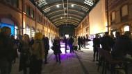 Viel Raum für Kunst: Art/Of Gallery in Offenbach