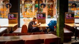 Pub-Kultur stirbt den Corona-Tod