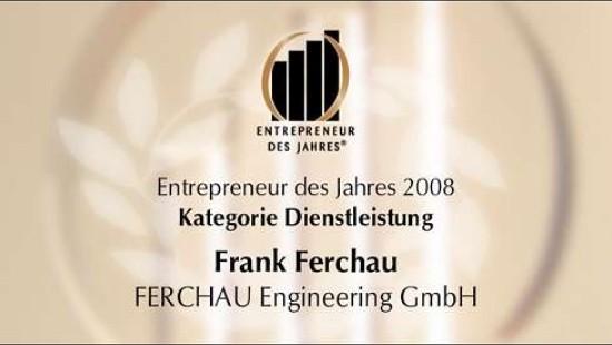 """Ernst & Young kürt die """"Entrepreneure des Jahres 2008"""""""