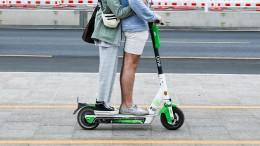 E-Scooter von Lime jetzt auch in Frankfurt