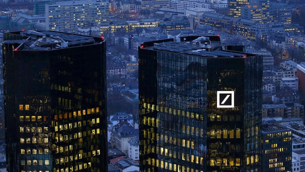 Die Boni der Deutschen Bank folgen der Logik des Marktes