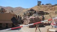 Viele Tote bei Gefechten mit der PKK