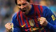 Tore, Tore, Tore: Messi, Ibrahimovic, Falcao, Rooney und Co. treffen wie noch nie