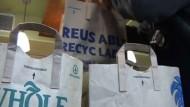 San Francisco kämpft gegen die Plastiktüte