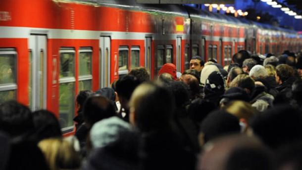 Streik der Lokführer sorgt für Ausfälle und Ärger