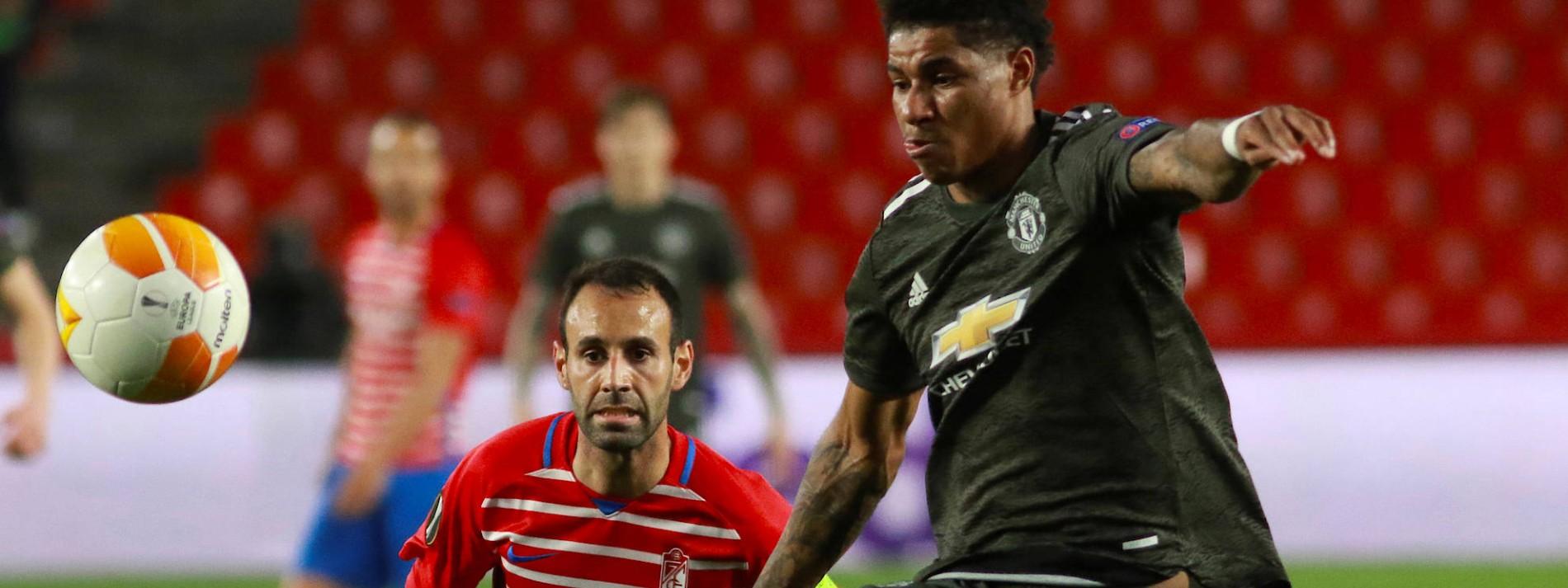 Manchester United vor Halbfinal-Einzug