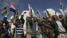 Huthi-Rebellen greifen Entsalzungsanlage an