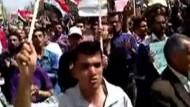Proteste und Gewalt